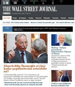suat özçelebi the wall street journal
